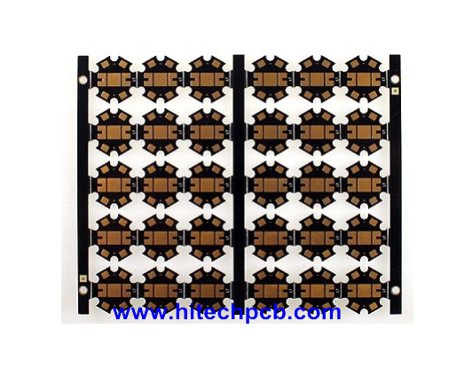 Black 1L Immersion Gold Copper Based PCB