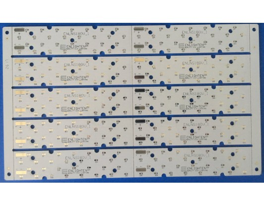 Custom 1 Layer Aluminum PCB