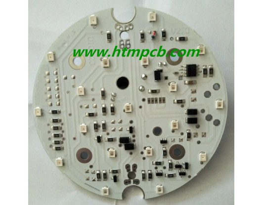 Metal backed PCB Assembly made in China