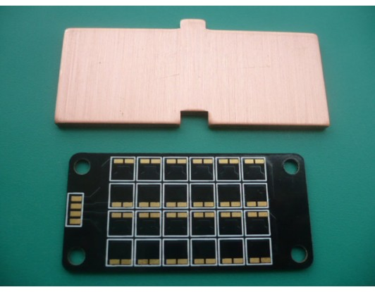 Copper base printed circuit board